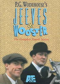 Jeeves & Wooster Complete 4th Season - (Region 1 Import DVD)