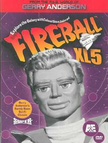 Fireball Xl5 - (Region 1 Import DVD)