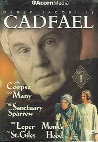 Cadfael Collection Set 1 - (Region 1 Import DVD)