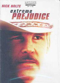 Extreme Prejudice - (Region 1 Import DVD)