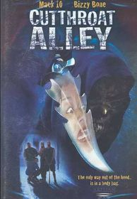 Cutthroat Alley - (Region 1 Import DVD)