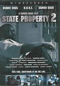 State Property 2 - (Region 1 Import DVD)