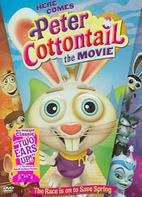 Peter Cottontail:Movie - (Region 1 Import DVD)