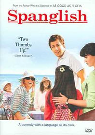 Spanglish - (Region 1 Import DVD)
