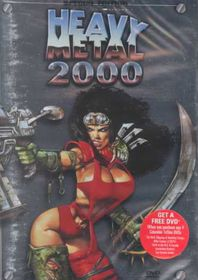 Heavy Metal 2000 - (Region 1 Import DVD)