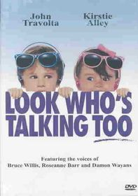 Look Who's Talking Too - (Region 1 Import DVD)