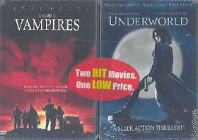 Underworld/John Carpenter's Vampires - (Region 1 Import DVD)