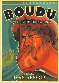 Boudu Saved from Drowning - (Region 1 Import DVD)