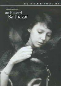 Au Hasard Balthazar - (Region 1 Import DVD)