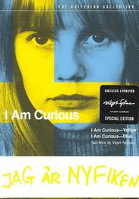 I Am Curious : The Criterion Collection (Region 1 Import DVD)