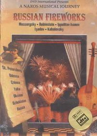 Russian Fireworks - Various Artists (DVD)