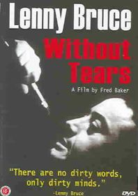 Lenny Bruce Without Tears - (Region 1 Import DVD)