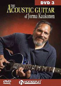 Acoustic Guitar of Jorma Kaukone V 3 - (Region 1 Import DVD)