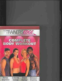 Trainer's Edge:Complete Body Workout - (Region 1 Import DVD)