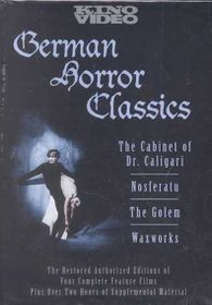 German Horror Classics - (Region 1 Import DVD)