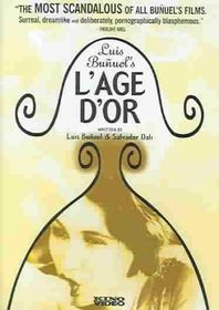 L'age D'or - (Region 1 Import DVD)