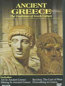 Ancient Greece: The Traditions of Greek Culture - (Region 1 Import DVD)