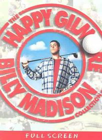 Happy Gilmore/Billy Madison Collection - (Region 1 Import DVD)