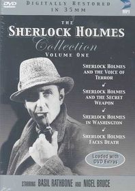 Sherlock Holmes Collection Vol 1 - (Region 1 Import DVD)