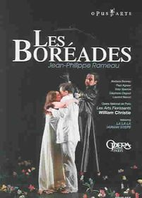 Rameau - Bbc/Opus Arte DVD - Les Boreades;Bonney/Spence