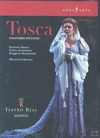 Puccini - Bbc/Opus Arte DVD - Tosca;Dessi/Raimondi/Benini