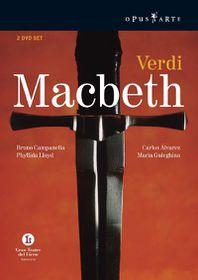 Verdi- Bbc Opus Arte Dvd - Macbeth (DVD)