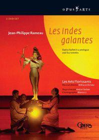 Rameau - Les Indes Galantes (DVD)