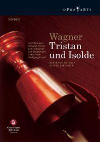 Wagner- Bbc Opus Arte Dvd - Tristan & Isolde (DVD)