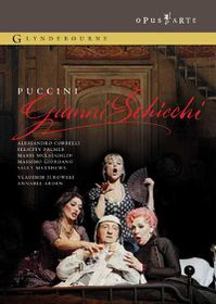 Gianni Schicchi - Various Artists (DVD)