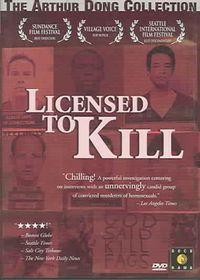 Licensed to Kill - (Region 1 Import DVD)