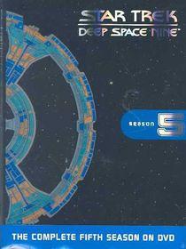 Star Trek:Deep Space Nine:Season 5 - (Region 1 Import DVD)