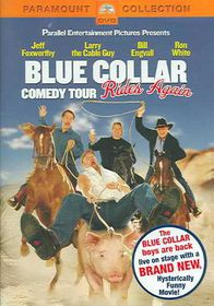 Blue Collar Comedy Tour Rides Again - (Region 1 Import DVD)