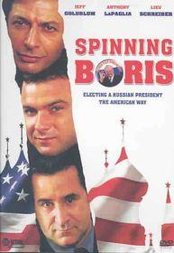 Spinning Boris - (Region 1 Import DVD)