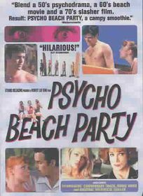 Psycho Beach Party - (Region 1 Import DVD)