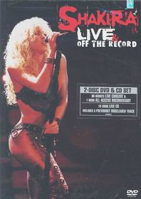 Live&off the Record - (Australian Import DVD)