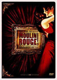 Moulin Rouge - (Region 1 Import DVD)