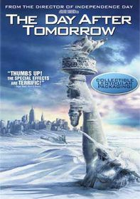 Day After Tomorrow - (Region 1 Import DVD)