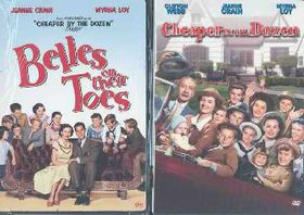 Cheaper By The Dozen '50/Belles On Their Toes - (Region 1 Import DVD)