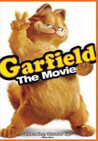 Garfield the Movie - (Region 1 Import DVD)