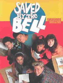 Saved by the Bell Seasons 1 & 2 - (Region 1 Import DVD)