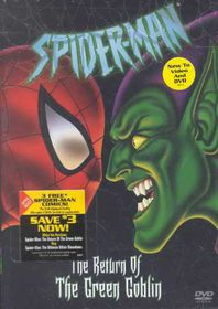 Spider-Man: The Return of the Green Goblin - (Region 1 Import DVD)