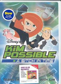 Kim Possible:Sitch in Time - (Region 1 Import DVD)