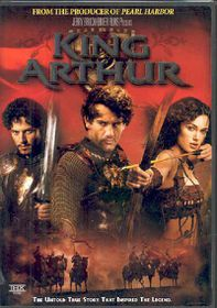 King Arthur - (Region 1 Import DVD)