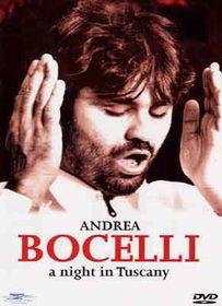 Andrea Bocelli - A Night In Tuscany (DVD)