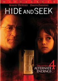 Hide and Seek - (Region 1 Import DVD)