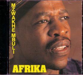 Mbuli Mzwakhe - Afrika (CD)
