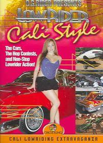 Lowrider Cali Style - (Region 1 Import DVD)