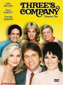 Three's Company : Season 6 (Region 1 Import DVD)