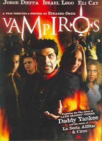 Vampiros - (Region 1 Import DVD)