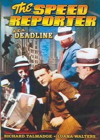Speed Reporter Aka Deadline - (Region 1 Import DVD)